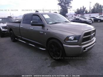 Salvage Dodge Ram Pickup 2500